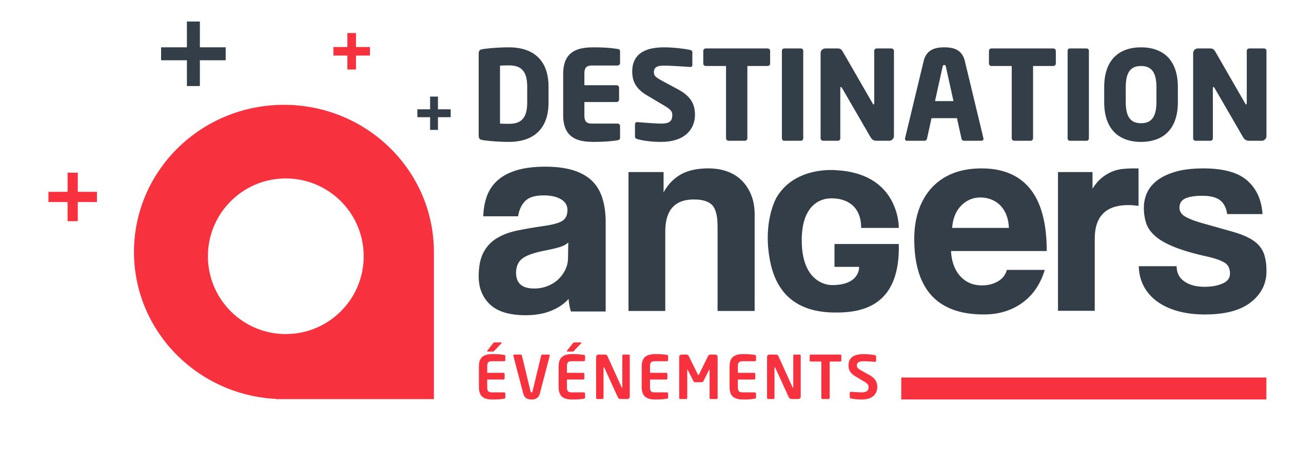 Logo Couleurs d'Angers Expo Congrès