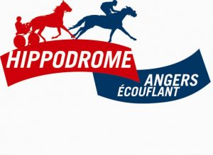 LOGO HIPPODROME ANGERS ECOUFLANT